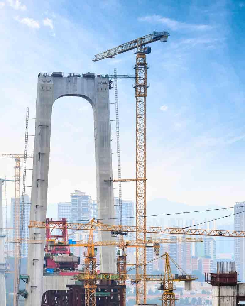 Subvenciones para terrenos, edificación y maquinaria